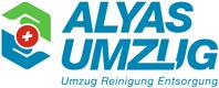 Alyas Umzug Logo